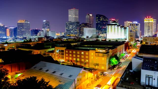 LA Nouvelle-Orléans, en Louisiane - Vidéo
