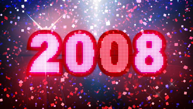 New Year 2008 Mega Party! video