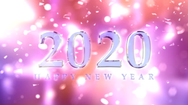 New Year 2020 Countdown Animation 2020 New Year countdown animation. Best for New Year's Eve, friends party, and other event. 2020 stock videos & royalty-free footage