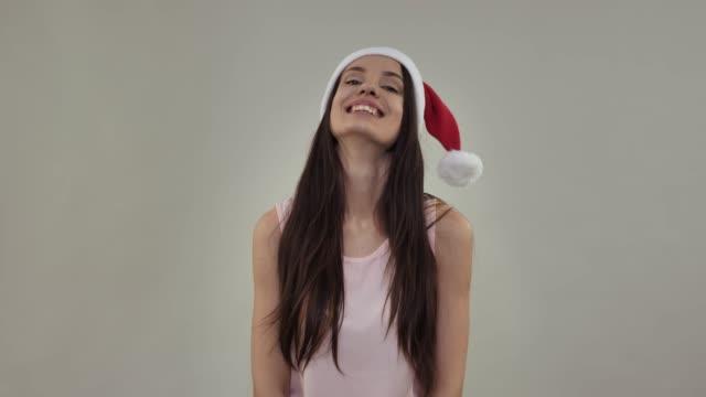 new year celebration cute model video