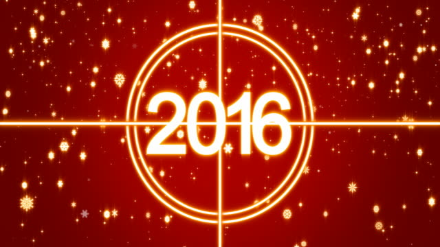 New Year's Eve Countdown to 2016 video