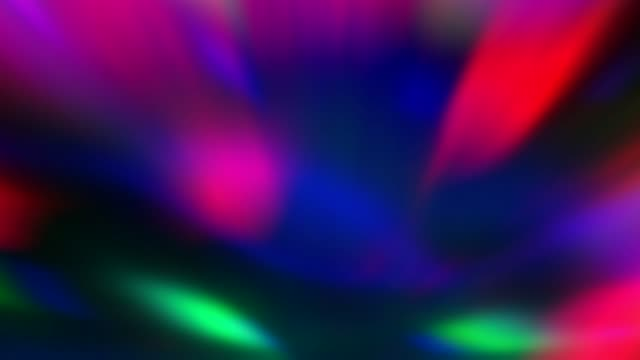 new year's eve holiday party abstract background. - sfondo multicolore video stock e b–roll