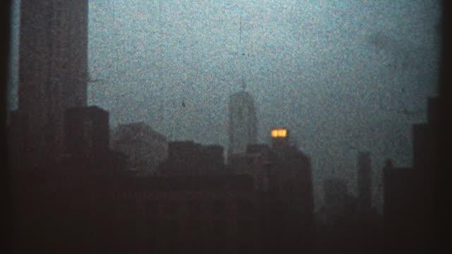 New York 1959, Film 8mm (HD1080)