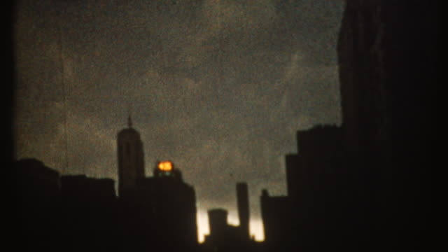New York 1959, Film 8mm (HD1080) video