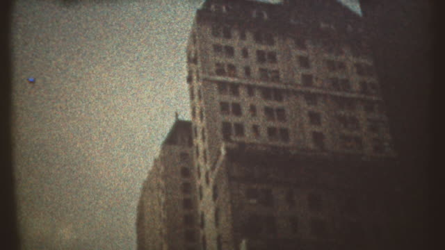 New York 1959, Film 8mm (HD1080, NTSC, PAL)