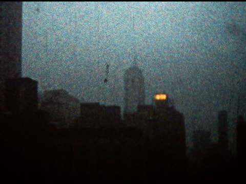 New York 1959, Film 8mm