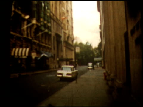 New York 1959, Film 8mm video