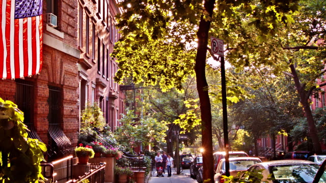 New York. Appartment video