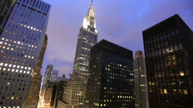 New York City: 42nd Street, Grand Central and Chrysler building video