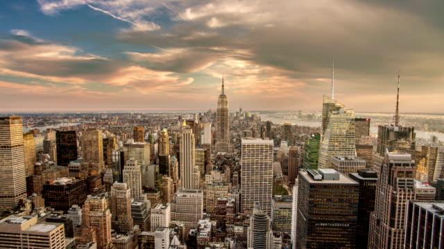 New York City Day to Night video