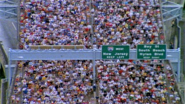 New York City Marathon video