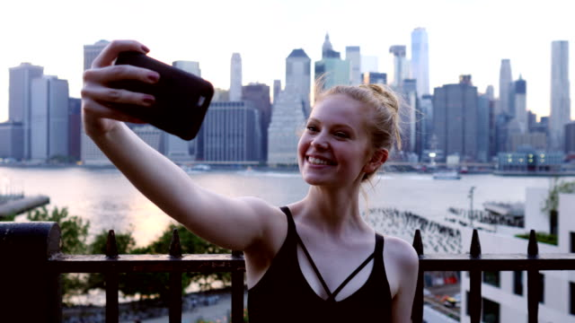 New York City Selfie video