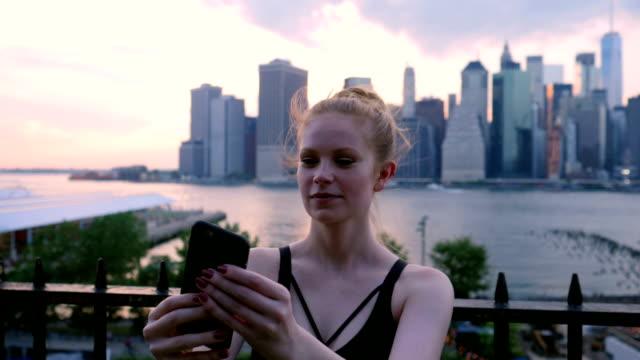 New York City Selfie video