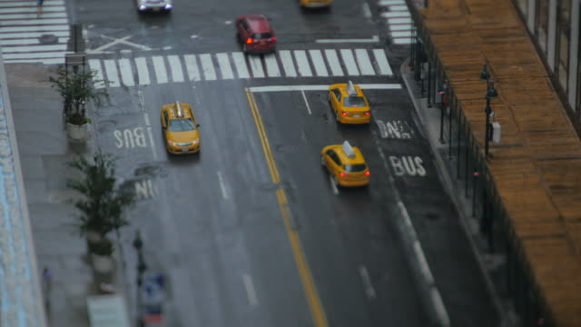 New York City: Streets video
