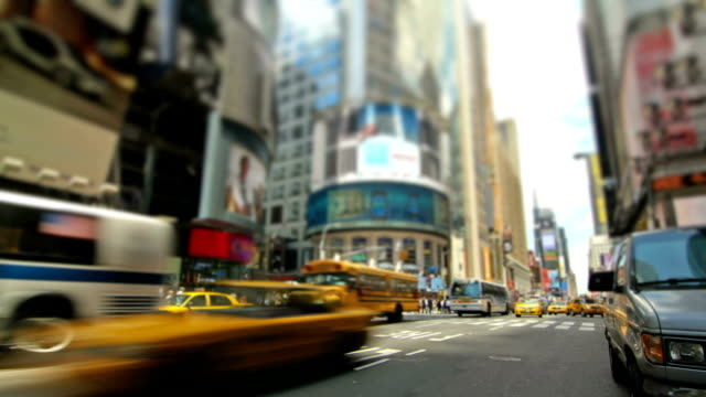 New York City Streets video