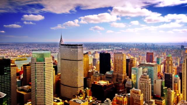 New York City. video
