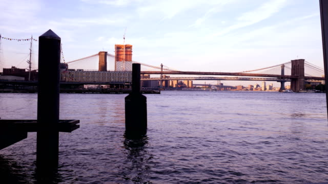 New York: East river video