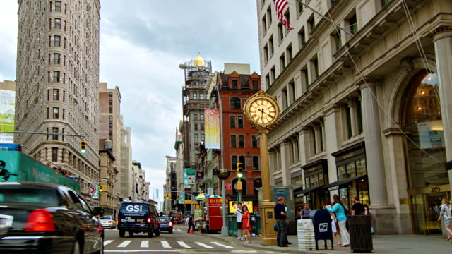 New York manhattan video