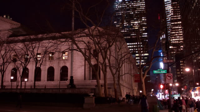 New York public library video