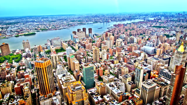 New York river video