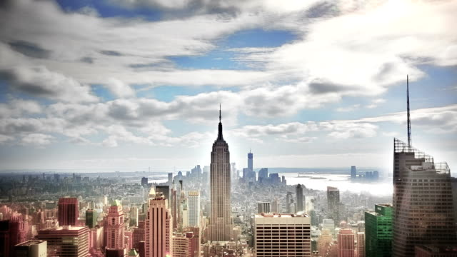 New York skuline video