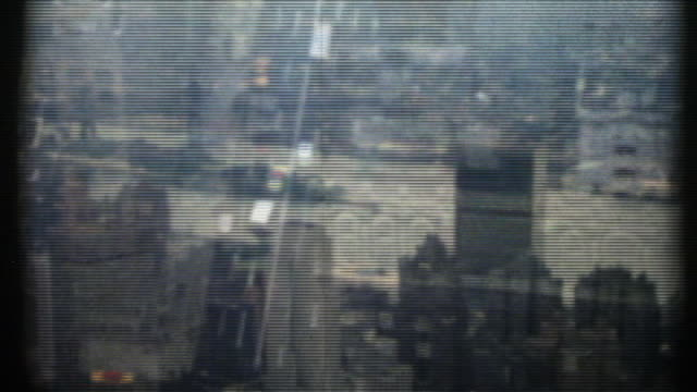 New York Skyscrapers1959, Film 8mm video