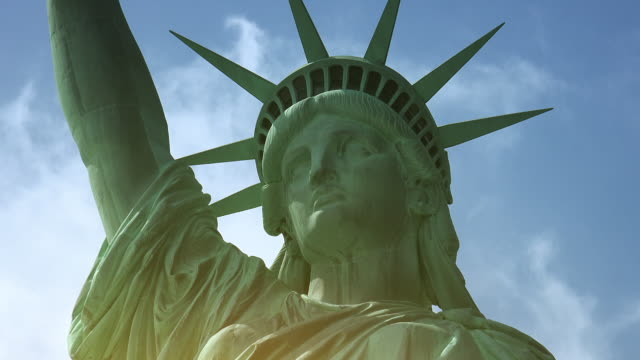 b1f4131ae9f53 28 Statue Of Liberty Face Stock Videos and Royalty-Free Footage - iStock
