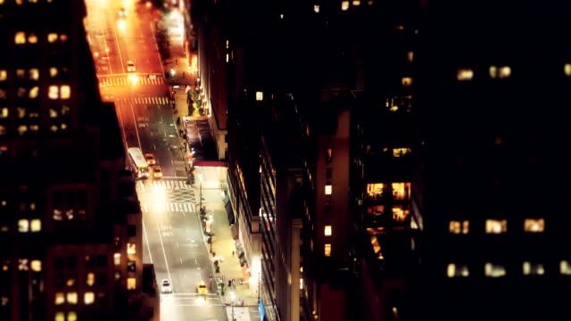 New York Traffic video