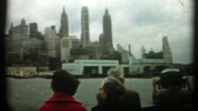 1958-60, New York video