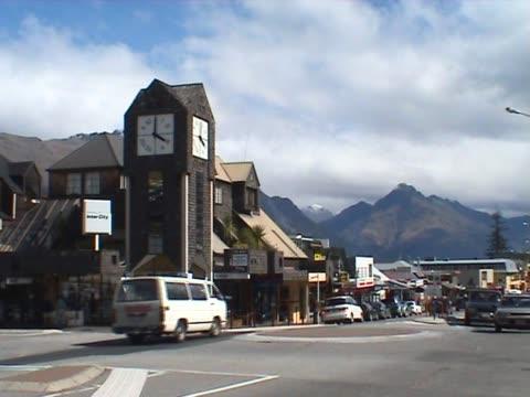 New Zealand Town video