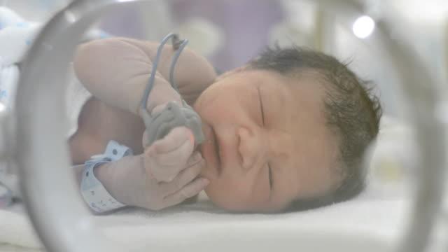 vidéos et rushes de nouveau-né - naissance