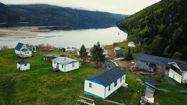 Newfoundland Outport Village