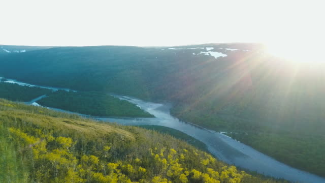 Newfoundland River Valley