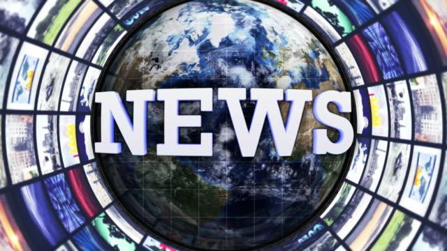 nyheter text, världen och bildskärmar tunnel, slinga - paper mass bildbanksvideor och videomaterial från bakom kulisserna