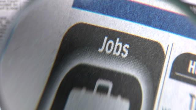 newspaper jobs video