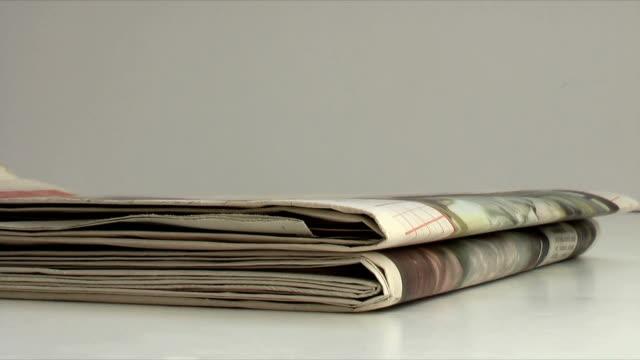 Newspapers (HD,NTSC) video