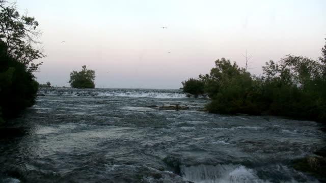 vídeos de stock, filmes e b-roll de 8-75 de niagara: hd de 1080/60i - rio niagara