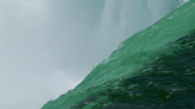 vídeos de stock, filmes e b-roll de niagara falls maravilha natural e vistas do lado canadense - rio niagara