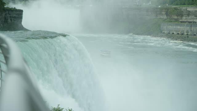 尼亞加拉大瀑布,紐約,美國 - 州立公園 個影片檔及 b 捲影像