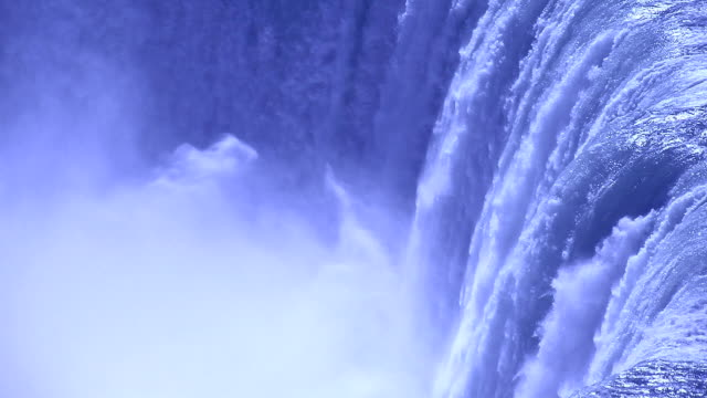 Niagara Falls Power Generation in HD 1080p video