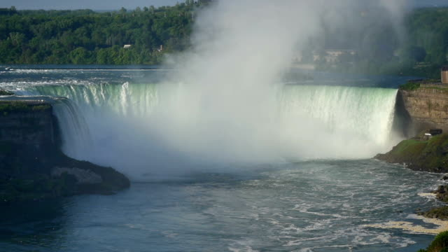 Niagara Falls Slow Motion video