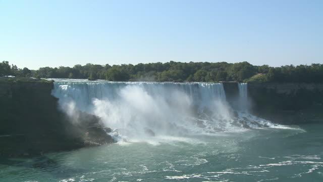 vídeos de stock, filmes e b-roll de hd: do niagara falls - rio niagara