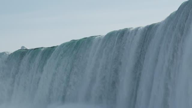 niagara falls - водопад стоковые видео и кадры b-roll