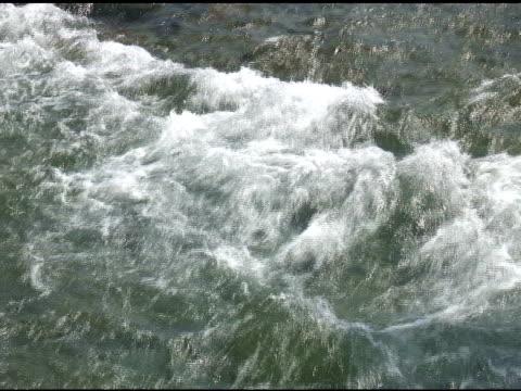 vídeos de stock, filmes e b-roll de niagara rapids 21-ntsc com som - rio niagara