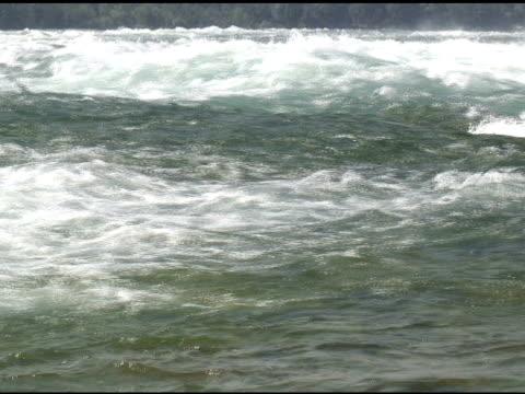 vídeos de stock, filmes e b-roll de niagara cabedal rapids 24-ntsc com som - rio niagara