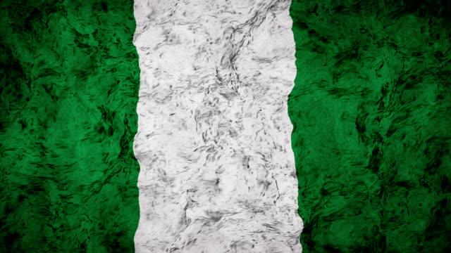 Nigerian Flag video