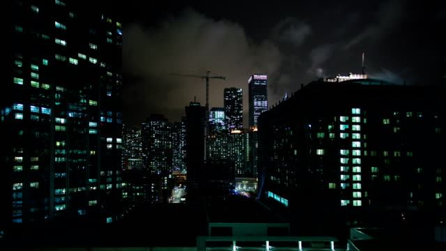 Night City, Chicago video