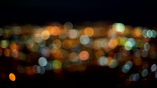 Night City Lights video
