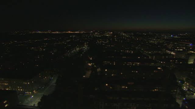 Night City. video