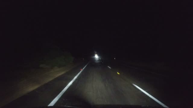 Night Driving in Wet video